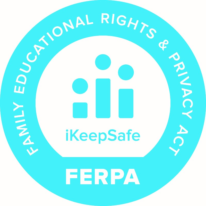 Family Educational Rights & Privacy Act Certified